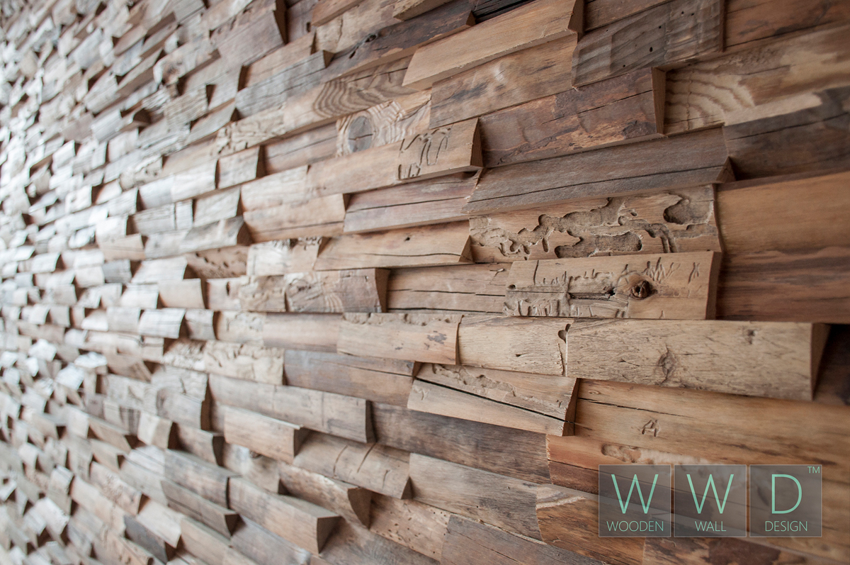 WWD - Wooden wall design