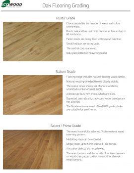 Oak Flooring Grading.cdr